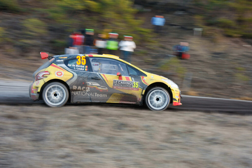 WRC Montecarlo