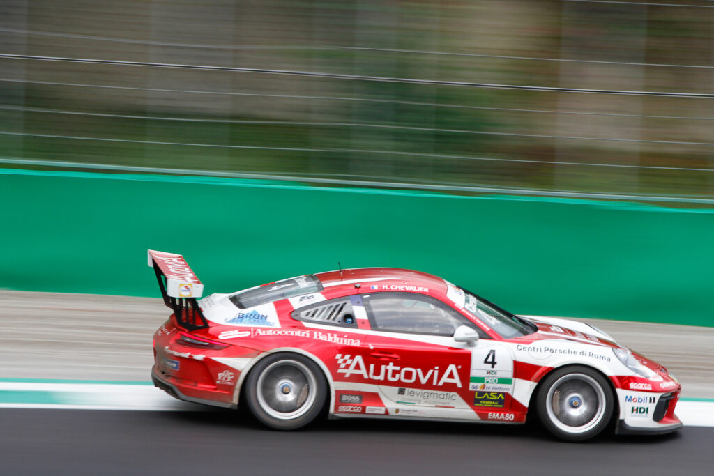 Porsche challenge Monza